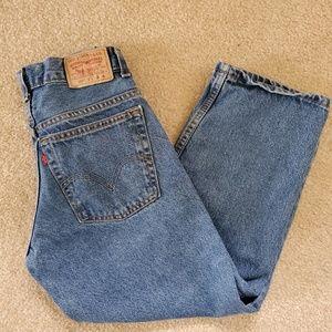 LEVI Jean's in Boys Husky size 9